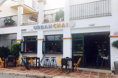 Urban Chai WIFI Cafe in Marbella