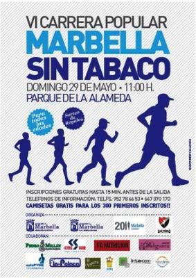 VI Fun Run Tabacco-free Marbella