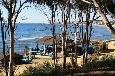 Victor's Beach for Families in Marbella