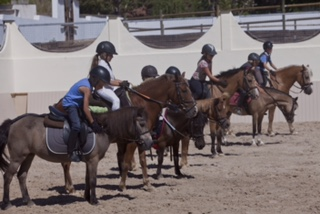 pony club villacana