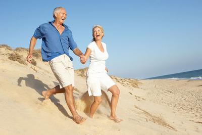 Senior Couple Insurance Coverage
