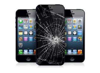 Broken iPhone Screen Repair Marbella