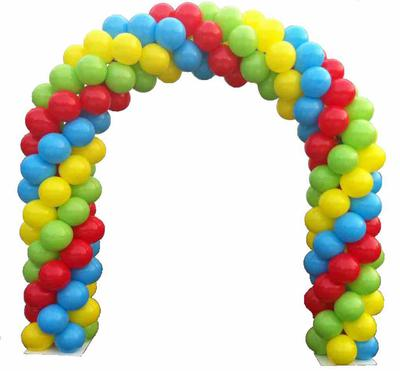 Balloon Arch in Marbella