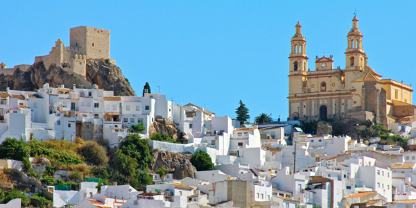 Andalucia White Villages Tour - excursions from Marbella
