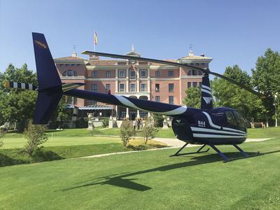 Helicopter Tours in Marbella