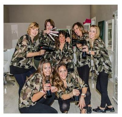 Команда Парикмахерской Calasanz Woman