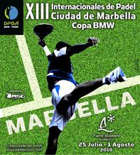 XIII Internacionales de Padel Ciudad de Marbella Copa BMW