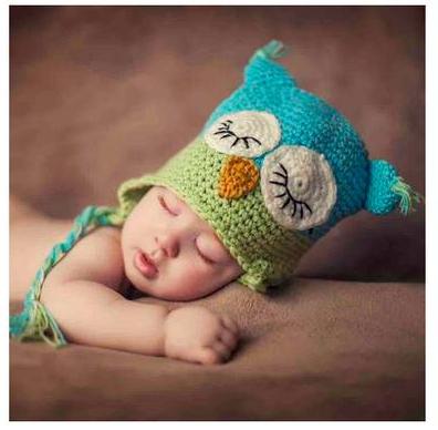 Фотосъемка от Агентства Элой Муньос - Ребёнок в Шапочке. Марбелья