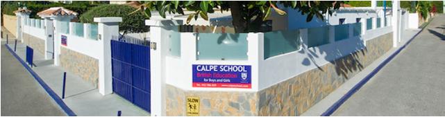 Calpe School in Marbella