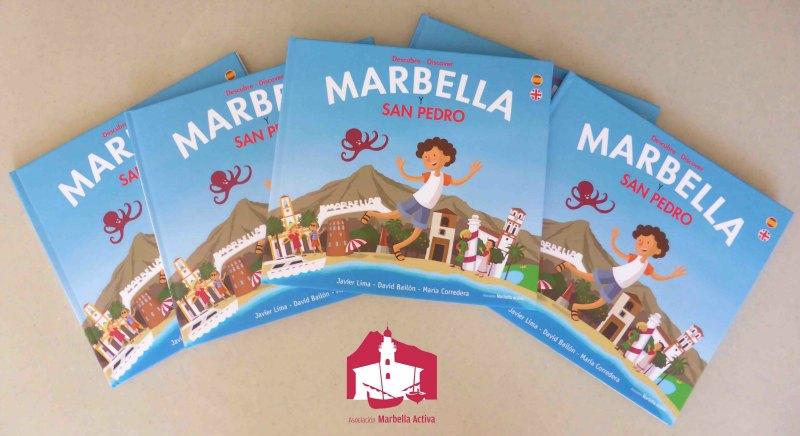 Discover Marbella and San Pedro Book