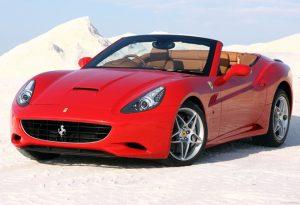 Apex Luxury Ferrari Hire Marbella