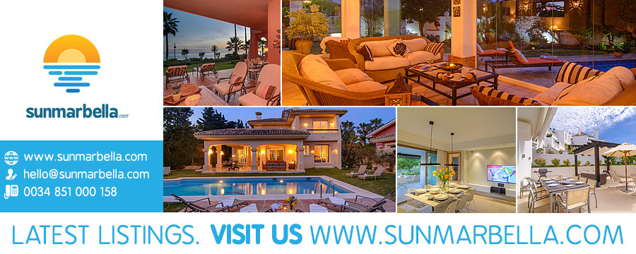 Search your holiday rental in Marbella