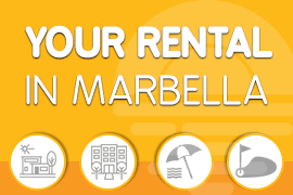 Your holiday rental in Marbella