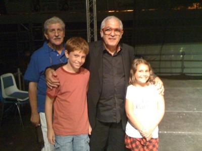 Marbella Family with Al Benson (piano)