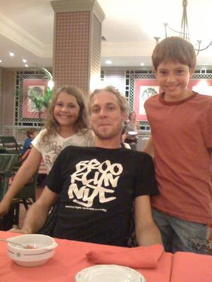 Marbella Family with Uli (saxo)