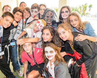 Aloha College Halloween Celebration
