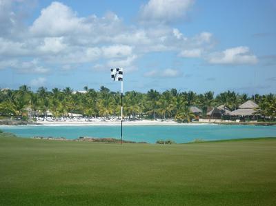 Stunning Jack Nicklaus golf course