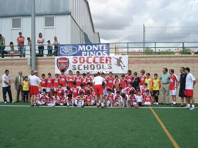 Arsenal Football Camp in Marbella