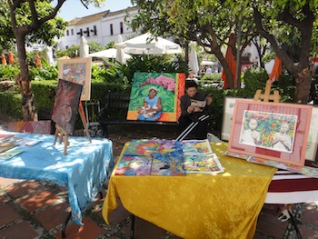 Marbella paintings