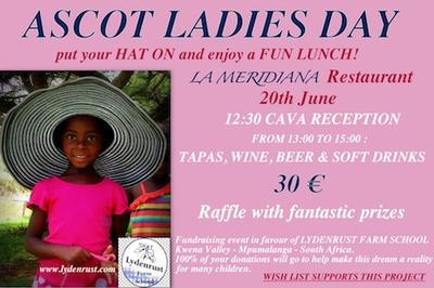 Ascot Ladies Day