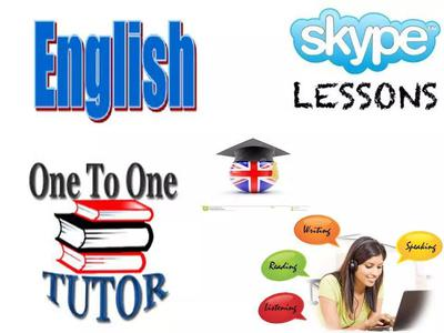 Available English Private Lessons Teacher