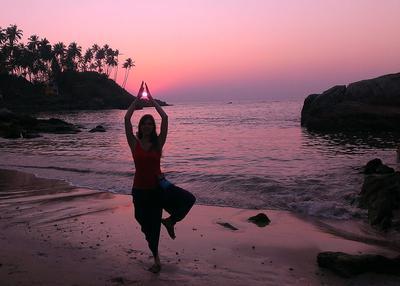 Yoga instructor in Marbella