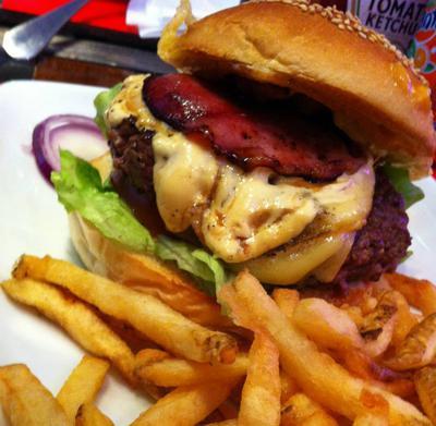 Bar Jean Marbella Burgers