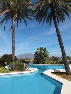 Pool and La Concha