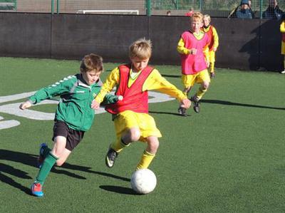 Football camps for kids