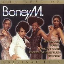 Boney M in Marbella