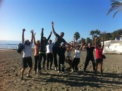 Bootcamp Costa del Sol (on the beach)