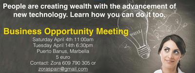 Marbella Business Opportunities