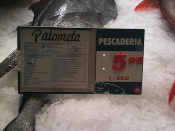 Fish label