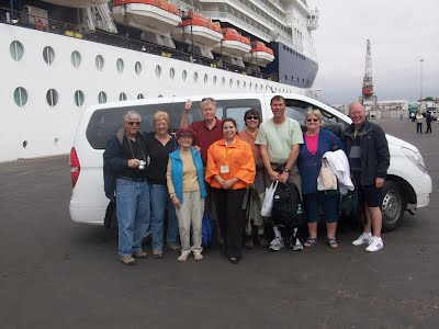 Happy Cruise Ship Clients