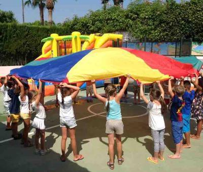 Calpe Summer Parachute