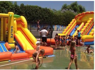Calpe Summer Slide