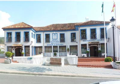 the School and restaurant