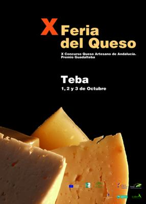 Andalusian cheese festival 2010