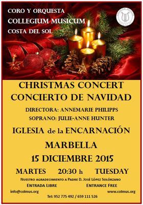 Christmas Concert in Marbella