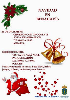 Christmas in Benahavís