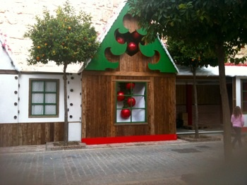 Santa´s Grotto in Marbella