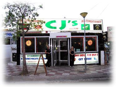 CJ´s karaoke bar