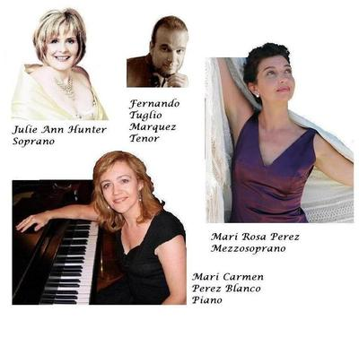 the soloists