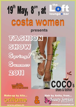 Costa Women Spring/Summer fashion show