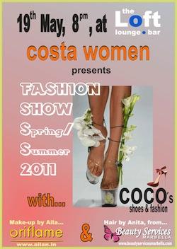 Costa Women Spring/Summer fashion show