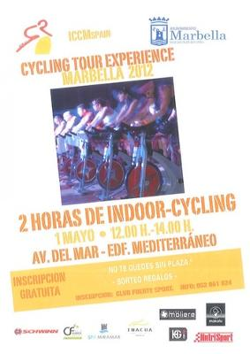 Cycling Tour Experience Marbella 2012