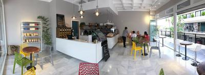 Doff Caffe in Nueva Andalucia