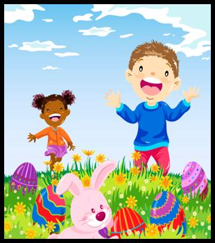 Easter Sunday at Galaxia Playcenter