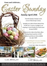 Easter 2014 at La Sala