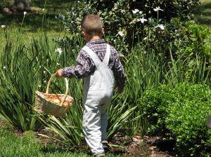 Easter Egg Hunt at Arboretum Marbella 4th April